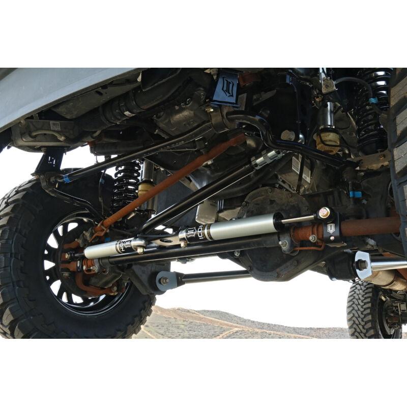 2005 2016 super duty f250 f350 icon dual steering stabilizer bracket kit 65000