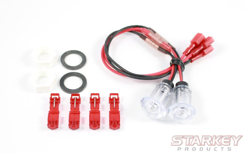 2013-2014 Mustang Starkey Products LED Puddle Lights Kit