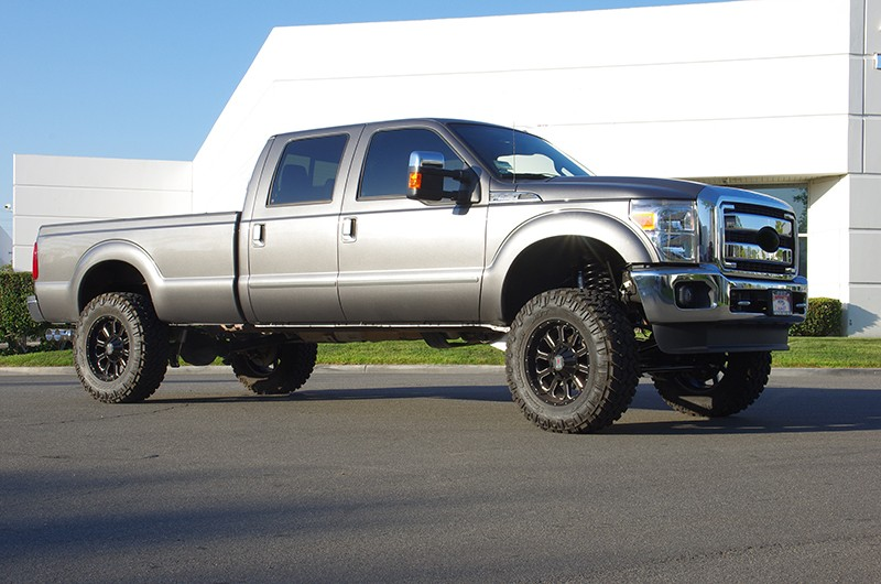 2011 2016 super duty f250 67l 4wd readylift series 2 5 lift kit towing package 49 2001 - Ford Truck 2015 Super Duty