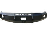 2005-2007 F250 & F350 Iron Cross Winch-Ready Replacement Front Bumper - Base Model
