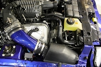 2003-2004 Mustang Cobra JLT Ram Air Intake  (Painted)