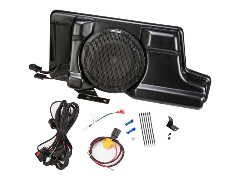 kicker amp wiring kit instructions