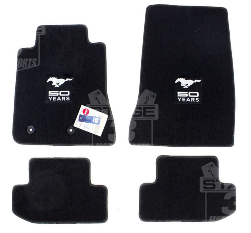 2015 Mustang Ecoboost Floor Mat Sets Ford Mustang