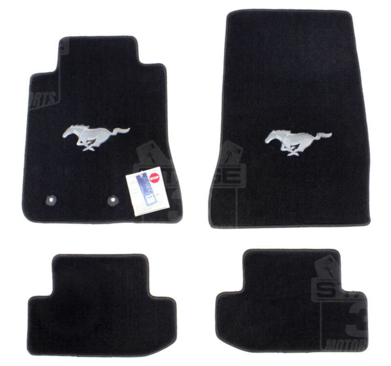 2015 mustang ecoboost floor mat sets ford mustang for 1967 ford mustang floor mats