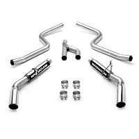 2005-2009 Mustang 4.0L V6 Magnaflow Dual Exhaust System