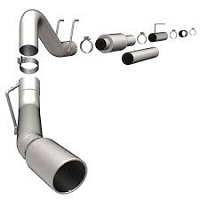 2008-2010 F250 & F350 Magnaflow Filter-Back Performance Exhaust Kit (6.4L)