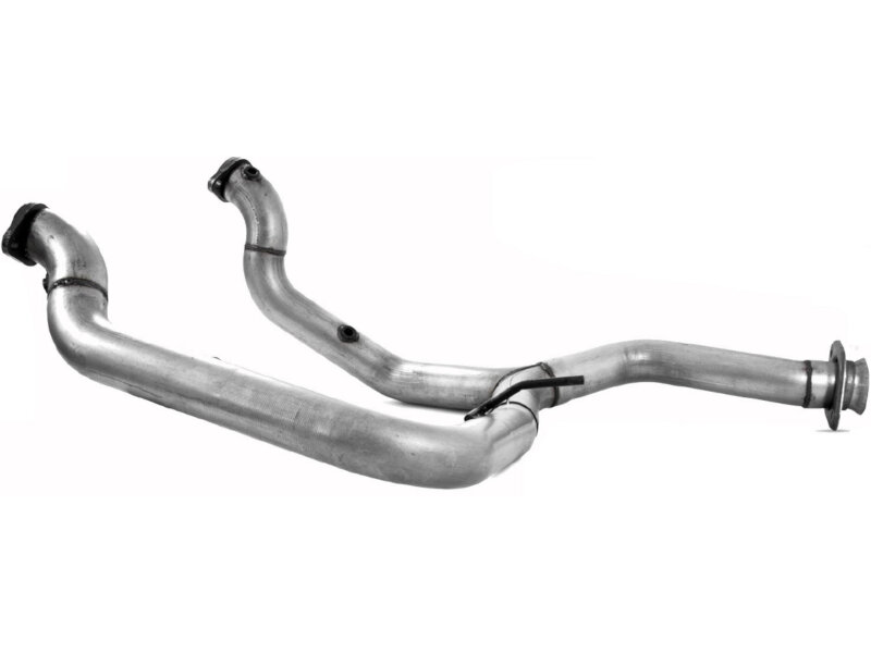 2011-2014 F150 EcoBoost MBRP Off-Road Downpipes (Stainless)