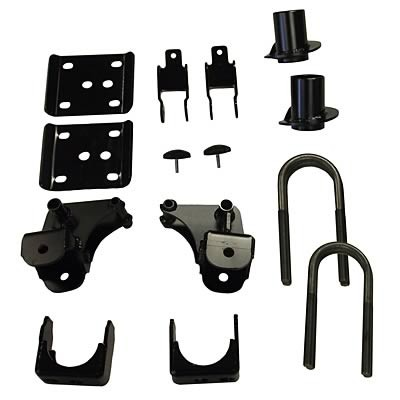 "2009-2014 F150 RWD McGaughys Deluxe 2"" / 4"" Drop Kit"