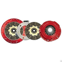 2007-2009 Shelby GT500 McLeod RST Twin Disc Clutch w/ Flywheel