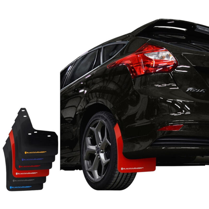 Focus St Rally Armor >> 2013-2017 Focus ST/RS Rally Armor Front and Rear Mud Flaps MF27-UR
