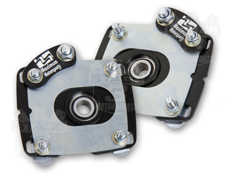 2005-2010 Mustang GT Maximum Motorsports Caster/Camber Plates
