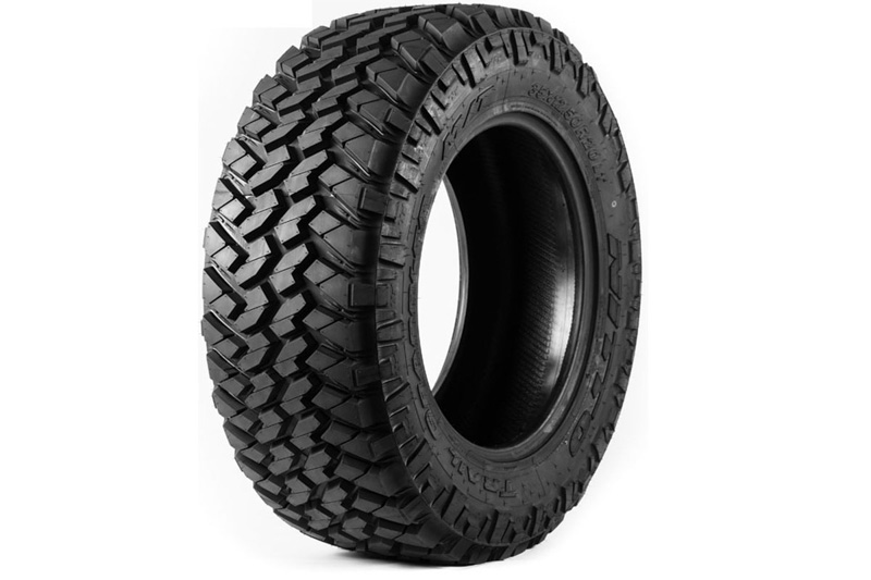 37x12.50R20LT Nitto Trail Grappler M/T Radial Tire NIT205-800