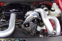 2009-2010 F-150 5.4L ProCharger High Output Intercooled P1SC Kit (8-9 PSI)