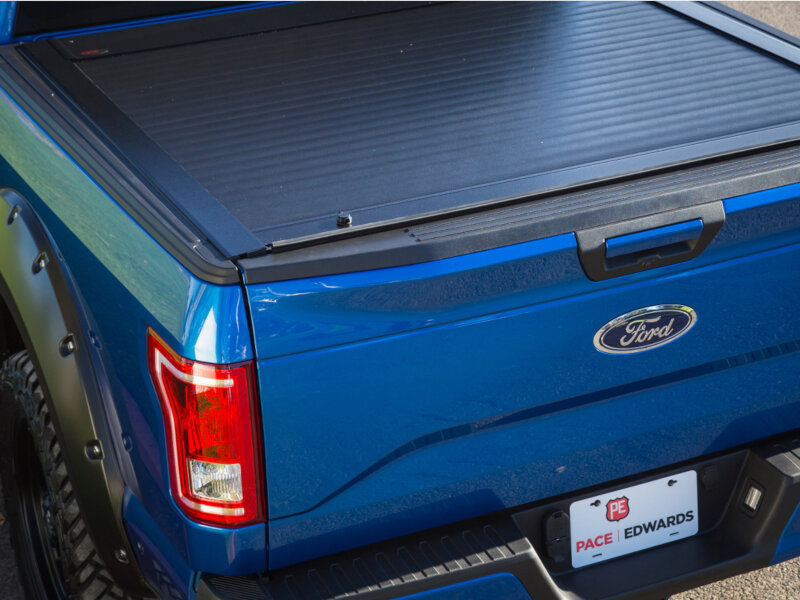 2004 2014 f150 bed pace edwards jackrabbit for Retractable bed