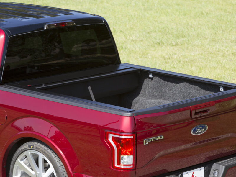 2015 2018 f150 bed pace edwards jackrabbit for Retractable bed