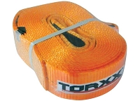 ProMaxx Orange-Dye Tree Saver Recovery Strap (3in. x 30ft.)