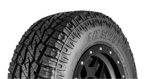 Just Tires Locations >> ProComp A/T Sport All Terrain LT275/60R20 Tire PCT42756020