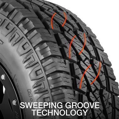 Procomp A T Sport All Terrain Lt315 70r17 Tire Pct43157017