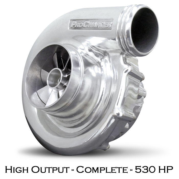 2015 Mustang Procharger Intercooler: 2015-2016 Mustang 3.7L V6 Procharger HO Intercooled