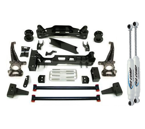 "2009-2013 F-150 Pro Comp 6"" Suspension Lift Kit"