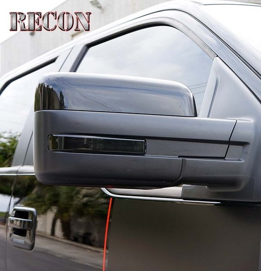 2009 2014 F150 Amp Raptor Recon Lighting Led Side Mirror