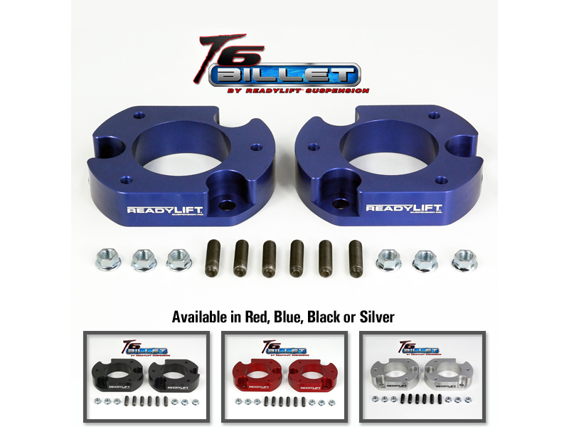 "2004-2015 F150 2WD/4WD Ready Lift 2"" Leveling Kit"