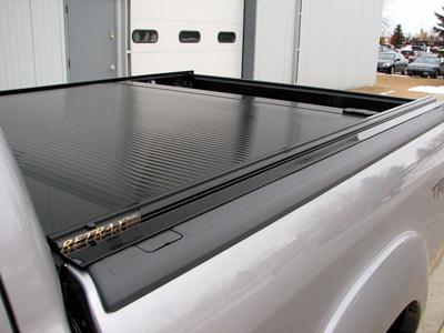 2017 f250 & f350 retraxpro tonneau cover 6-3/4' bed rx-40383