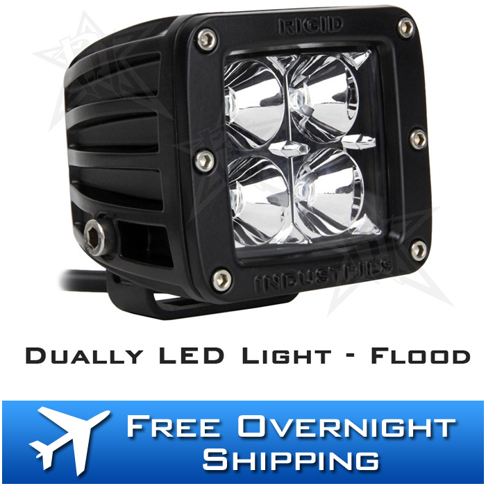 Rigid Industries Dually LED Light - Flood