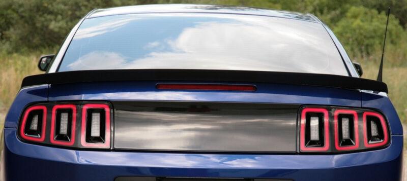 2010 2014 Mustang Gt V6 Rtr Rear Decklid Trim Panel Ford Mustang Forum