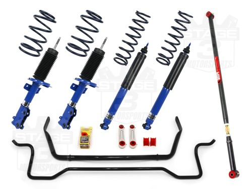 2005-2009 Mustang GT S3M Stage 3 Suspension System