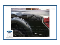Officially Licensed 2009-2011 F150 FX4 Off-Road Bed Side One-Color Decals (Pair)