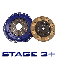 2007-2009 Mustang GT500 Spec Stage 3+ Clutch Kit