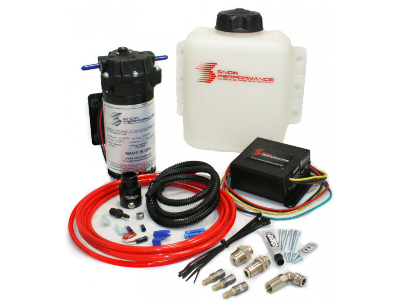 2015 Mustang Ecoboost Tune >> Snow Performance Stage 3 Water-Meth Kits for 2015 EcoBoost Mustangs Available for Pre-Order ...