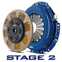 2013-2016 Focus ST EcoBoost SPEC Stage 2 Clutch Kit (OEM Flywheel)