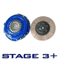 2013-2016 Focus ST EcoBoost SPEC Stage 3+ Clutch Kit (OEM Flywheel)