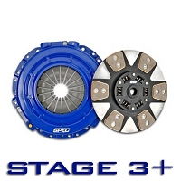 2011-2014 Mustang 3.7L V6 Spec Stage 3+ Clutch Kit