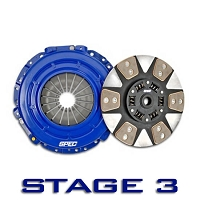 2011-2014 Mustang 3.7L V6 Spec Stage 3 Clutch Kit