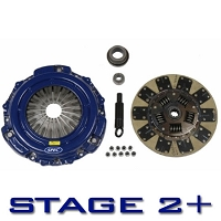 1986-2001 Mustang GT Spec Stage 2+ Clutch Kit (86-01 GT, 93-98 Cobra)