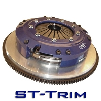 2007-2009 Mustang GT500 Spec ST-Trim Super Twin Disc Clutch Kit