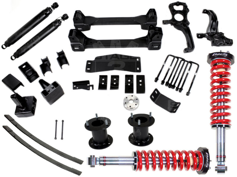 "2009-2013 F-150 4WD Stage 3 Motorsports 8"" Lift Kit"