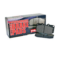 2005-2010 Mustang StopTech Street Performance Rear Brake Pads