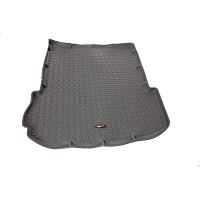 2011-2014 Ford Explorer Rugged Ridge 1-piece Rear Cargo Liner (Gray)