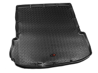 2011-2014 Ford Explorer Rugged Ridge 1-piece Rear Cargo Liner (Black)