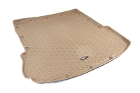 2011-2014 Ford Explorer Rugged Ridge 1-piece Rear Cargo Liner (Tan)