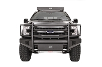 2015-2017 F-150 Fab Fours Elite Front Bumper w/ Full Guard