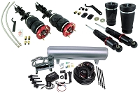 2005-2014 Mustang Air Lift Performance Complete 3H Air Suspension System