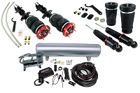 2005-2014 Mustang Air Lift Performance Complete 3P Air Suspension System