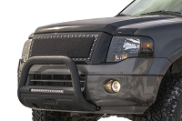 2007-2017 Expedition WeatherTech Dark Smoke Bug & Stone Deflector