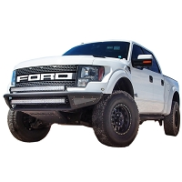 2010-2014 SVT Raptor Rogue Racing Throttle Off-Road Front Bumper