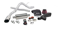 2011-2014 F150 3.5L EcoBoost Banks Stinger System - Cold Air Intake/Tuner/Exhaust (Chrome)